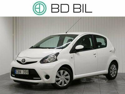 begagnad Toyota Aygo 1.0 VVT-i AUTOMAT ÅRSKATT 360:-