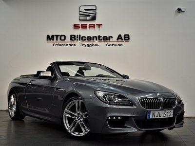 begagnad BMW 640 i xDrive *SE UTR* M Sport Sv-såld 320hk
