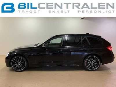 begagnad BMW 320 i Touring Steptronic M Sport Euro 6 1