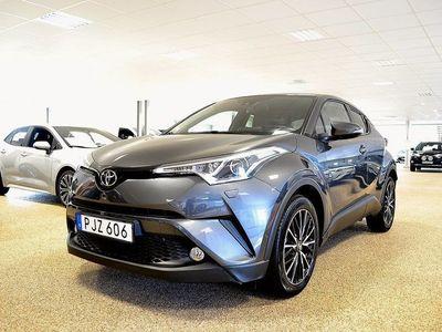 begagnad Toyota C-HR 1.2 AWD EXECUTIVE JBL VINTERHJUL INGÅR