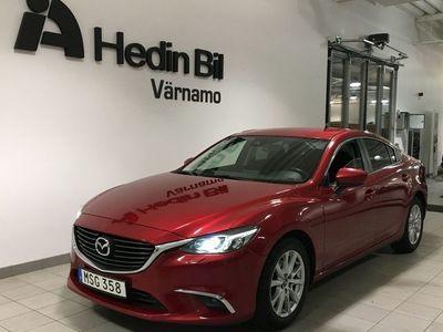 begagnad Mazda 6 2.2 DE 150hk LED / Nav