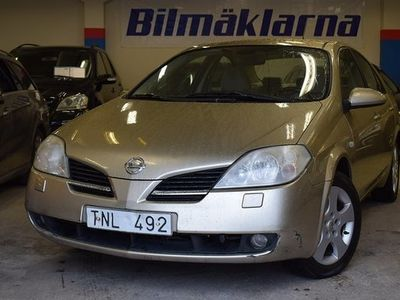 begagnad Nissan Primera Sedan 2.0 CVT VÄRMARE/KEDJA/140hk