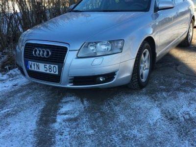 begagnad Audi A6 Avant 2,4 -06