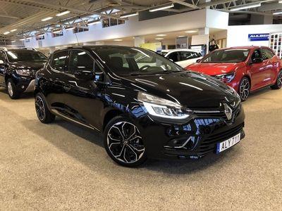 begagnad Renault Clio PhII Energy TCe 90 Intens II 5d Kvarvarande nybilsgaranti