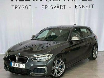 begagnad BMW M140 1 xDrive 5D Steptroic V-Hjul 2018, Halvkombi Pris 379 900 kr
