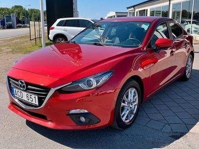 begagnad Mazda 3 2.2 DE VISION Sedan (150hk)