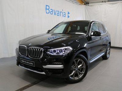 begagnad BMW X3 xDrive30e xDrive 30e X-Line Drag Nav Park Assist