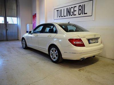 begagnad Mercedes C220 CDI Avantgarde 5200 MIL