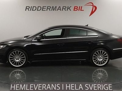 begagnad VW CC 2.0 TDI BlueMotion Technology 4Motion (177hk) Premium, R-line