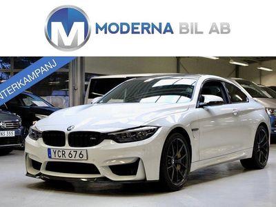 begagnad BMW M4 CS 460HK KERAMISKA/HUD/ACP/KOLFIBER/M-DRIVERS-PACKAGE