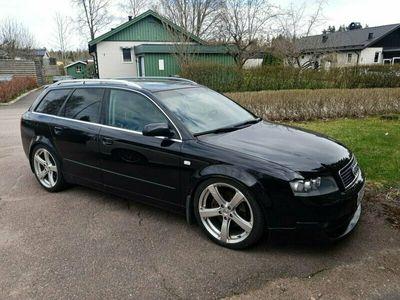 begagnad Audi A4 AVANT 1,8T QUATT