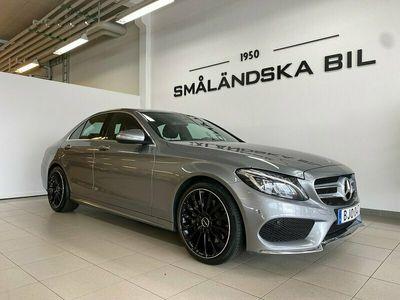 begagnad Mercedes C250 AMG Line