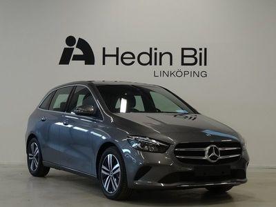 begagnad Mercedes 200 Benz B d Navigation Backkamera Större Mediedisplay Apple-Carplay 2018, Personbil 344 300 kr