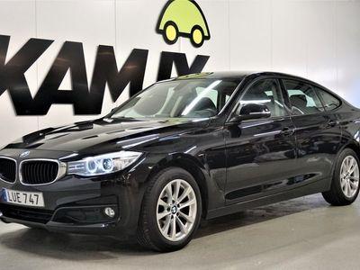 begagnad BMW 320 Gran Turismo xDrive   Advantage   S&V Hjul   Drag