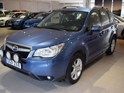begagnad Subaru Forester 2.0 4WD Aut Euro 6 147hk