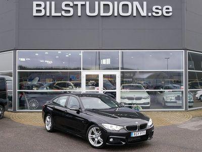 begagnad BMW 420 D M-Sport,Gran Coupé,4.600mil