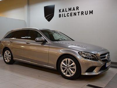 begagnad Mercedes C220 T d 9G-Tronic Euro 6 194hk
