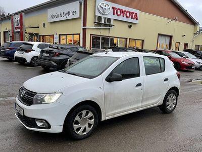 begagnad Dacia Sandero 0.9 TCE /Vhjul