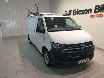 begagnad VW Transporter T6 2,0 TDI 4Motion 150