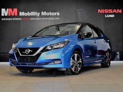 begagnad Nissan Leaf Tekna 40 kWh | 24-mån 1500 mil