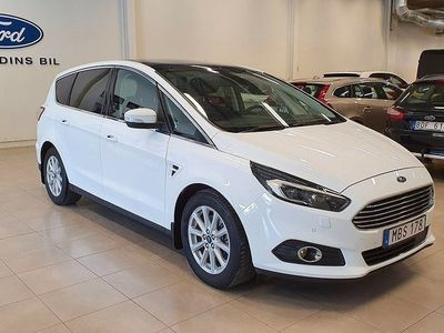 begagnad Ford S-MAX Business 2,0TDCi 180hk AWD Aut