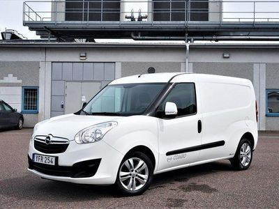begagnad Opel Combo Van LT 1,6 CDTI 4dr Leasbar