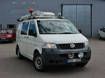 begagnad VW Transporter Kombi inredd 2.5 TDI 4Motion Manuell 131hk