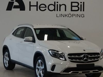 second-hand Mercedes GLA180 Offroad chassi Farthållare Parktronic