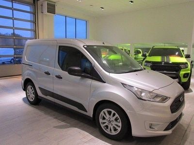 begagnad Ford Transit Connect 1.5TD 100hk Trend Automat L1