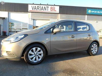 begagnad Opel Corsa 1.4 5-Dörrar Välvårdad 2015, Halvkombi 79 000 kr