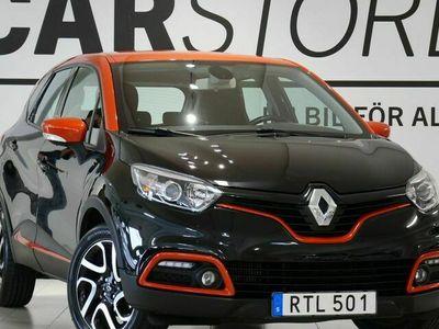 begagnad Renault Captur 1.2 TCe DCT Aut Keyless Navi 120hk