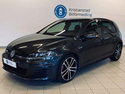 begagnad VW Golf GTD 2.0 TDI Aut Premium 184hk