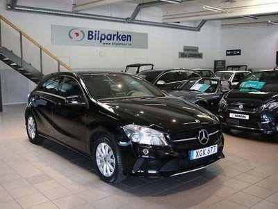 begagnad Mercedes 180 A-Klass7G-DCT Euro 6 122hk