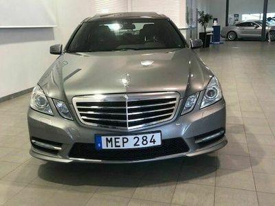 begagnad Mercedes 350 - Benz E - KlassCDI Plus AMG Sport