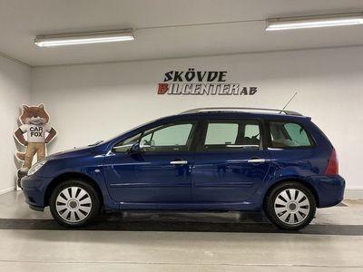 begagnad Peugeot 307 SW 2.0 13600Mil/Dragkrok ev byte/finans
