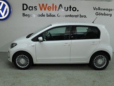 begagnad VW up! HIGH ! 75HK ASG/AUT DRIVEPKT