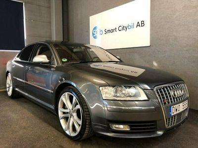 begagnad Audi S8 4E