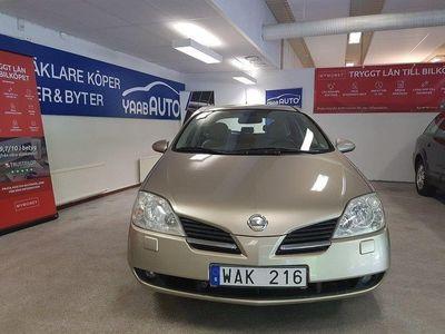 begagnad Nissan Primera Traveller 2.0 CVT 140hk