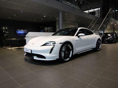 begagnad Porsche Taycan Turbo 2020, Personbil 1 859 200 kr