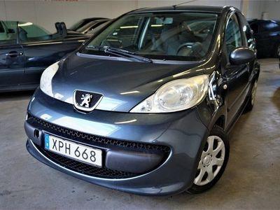 begagnad Peugeot 107 5-dörrar/ Nybesiktigad/ 1.0 68hk