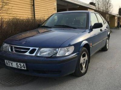 begagnad Saab 9-3 2.0T lågt miltal/ besiktad -99