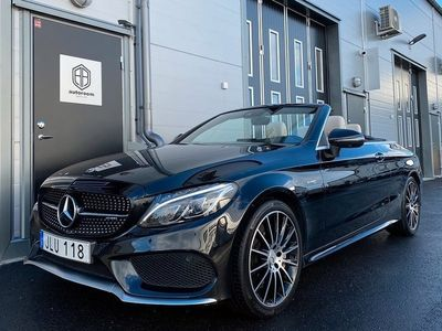 begagnad Mercedes C43 AMG AMG 4MATIC Cabriolet Se spec!