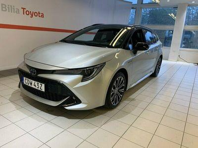 begagnad Toyota Corolla Touring Sports Hybrid 1,8 Active H3 Premium pack