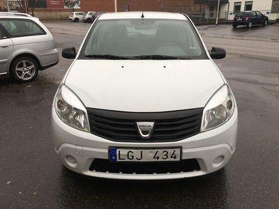 begagnad Dacia Sandero 1.6 E85 eco2(105hk) Besiktigad