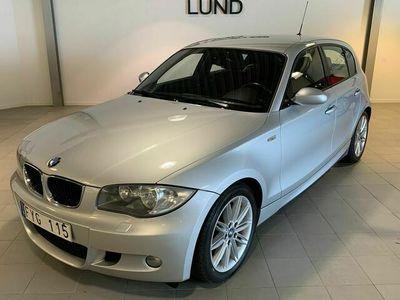 begagnad BMW 120 1 - serien i M - Sport / Advantage