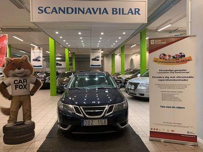 begagnad Saab 9-3 SportSedan 1.9 TTiD Automat Aero 180hk