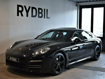 begagnad Porsche Panamera 4 PDK Sport Chrono Sv-Såld 310HK 4550kr/Mån