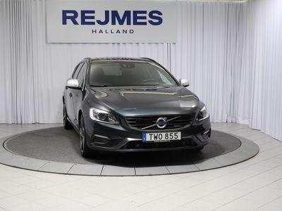begagnad Volvo V60 D4 S S R-Design Business E PRO 2015, Kombi 199 500 kr