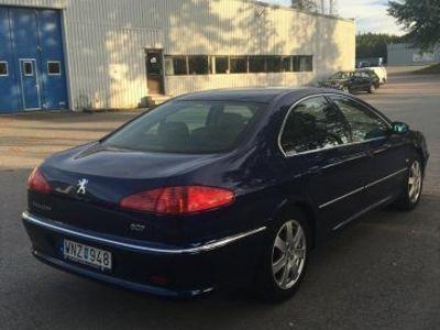 begagnad Peugeot 607 2,2 i -06
