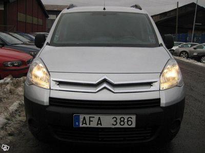 brugt Citroën Berlingo Van 1.6 HDi AC/Drag/SoVhjul -11